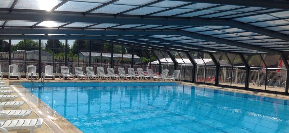 Camping avec piscine couverte en eure et loir camping for Camping loire atlantique piscine couverte