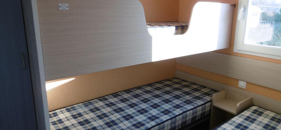 chambre-enfants-location-mobil-home-oceane-eure-et-loire