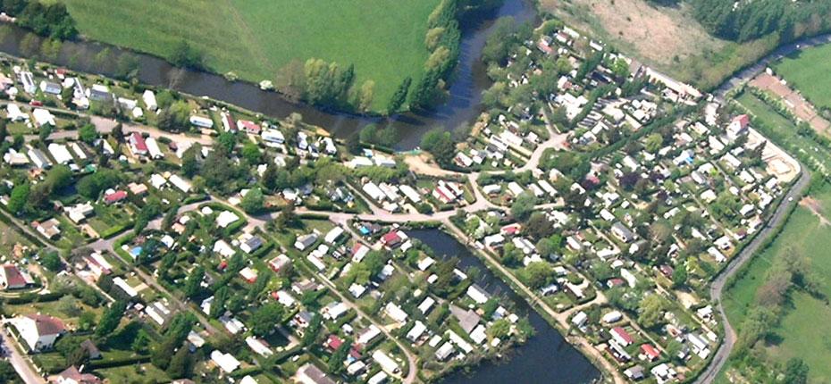 Camping 4 étoiles en Eure-et-Loir proche de Paris en région Centre-Val de Loire